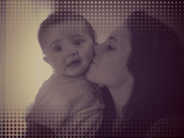mon bébé♥