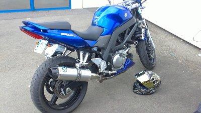 Mon SV 650