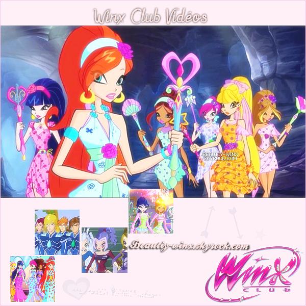 Vidéos Winx Club