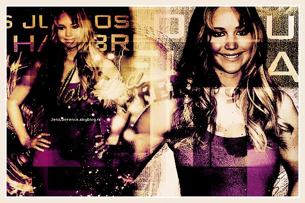 • www.JeniLawrence.skyrock.com • Ta source pour suivre la sublime Jennifer Lawrence  Suivez toute l'actualité de Jennifer Lawrence via des stills, des vidéos, des candids, des photoshoots et des events.