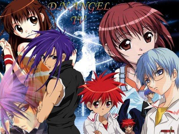D.n angels (manga mixte que je conseille)
