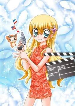 Nijika actrice de rêve