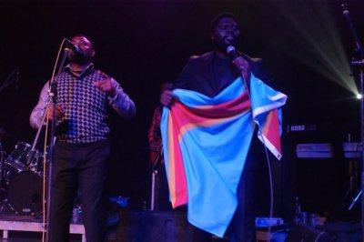 Concert : Gael fait triompher Jésus et ...la RDC à Bruxelles mercredi 1er décembre 2010