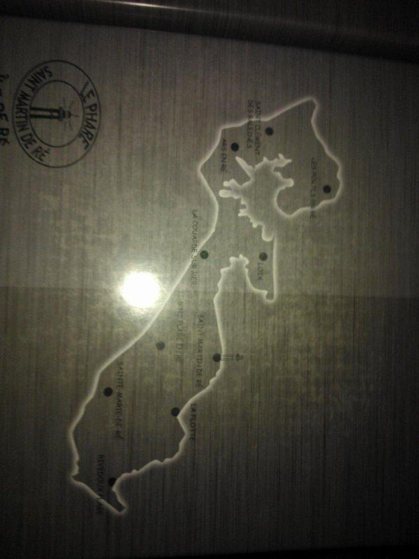 Ile de Ré 2013 un Bar recore de 75 cm et 3kg345 plus un de 44cm