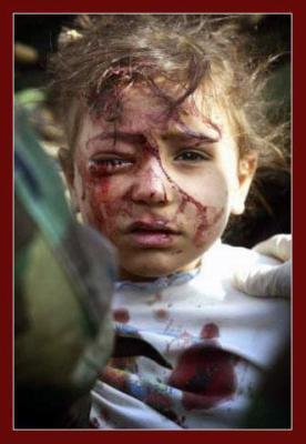 contre la violence sur les enfants