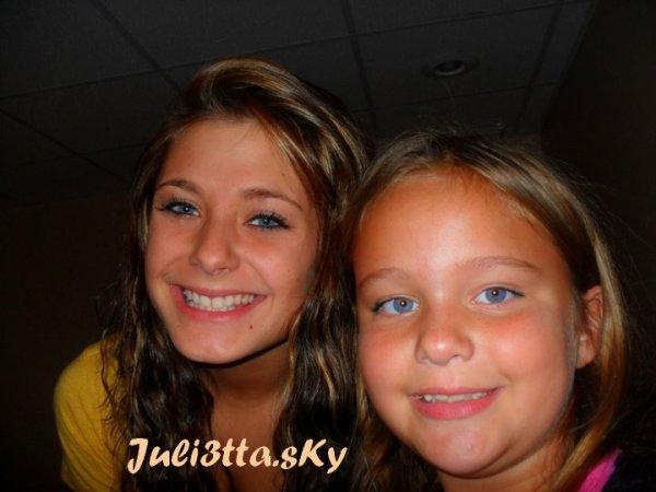 Ma petite cousine et moi  (l) (l)