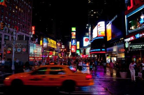 One Night In New York.