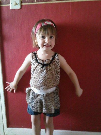 Ma grande fille Savanah <3