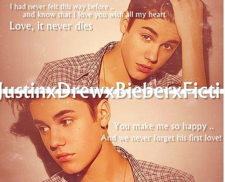 JustinxDrewxBieberxFicti : PROLOGUE ♥
