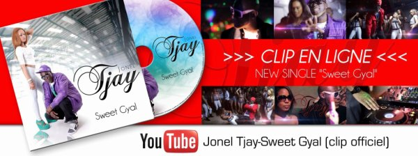 Jonel Tjay-Sweet Gyal