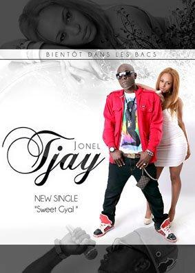 Jonel Tjay-Sweet Gyal