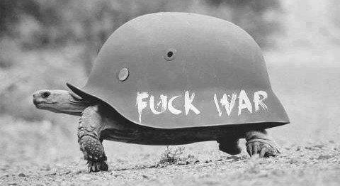 « L'humanité devra mettre un terme à la guerre, ou la guerre mettra un terme à l'humanité.  » de John Fitzgerald Kennedy