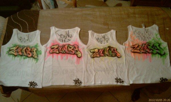 t-shirt  mo zumba