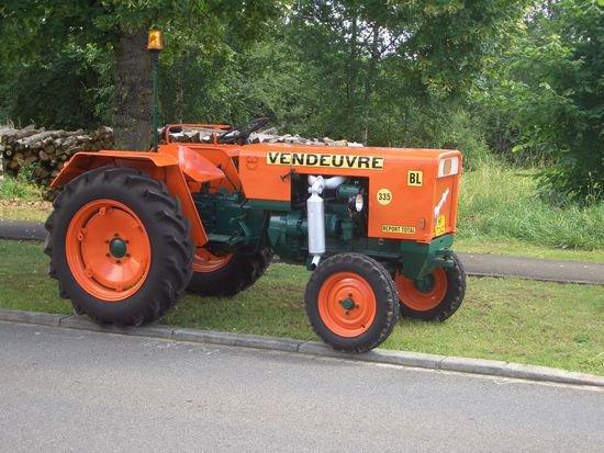 ma passion les vieux tracteurs