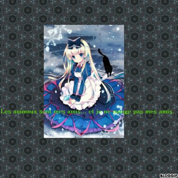 Citation & Images manga :D