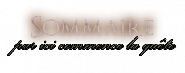 Sommaire,