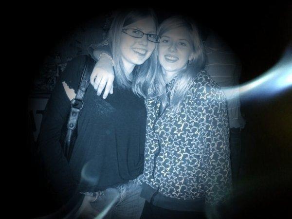 Ma meilleure amie et moi, Morgane...
