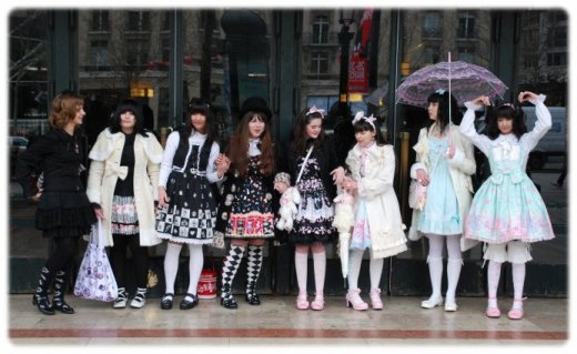 ♥♣ Lolita's not dead ♠♦