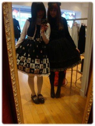 ♥♣ De l'autre côté du miroir ♠♦
