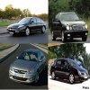 Peugeot 607 vs Citroen C6 vs Mercedes Classe E vs Renault Vel Satis