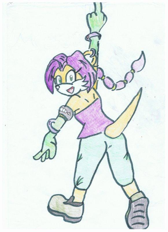 Melody (fille de Tails dans les comics)