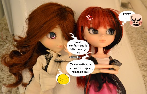 la rencontre entre Lucie et Nova (partie 1)