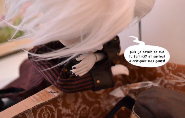 La rencontre entre Veronica et Nova partie 2