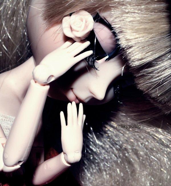 Photoshoot de Lucie pour un MV partie 2 (et y en aura bcp x))