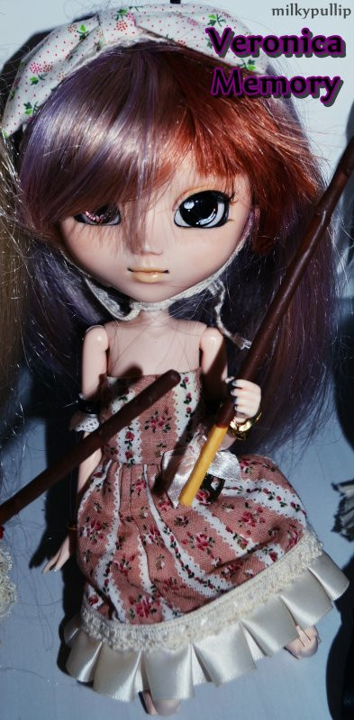 The power of mikado  ...  Mes dolls :3