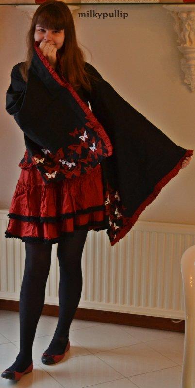 Moi et ma robe :3