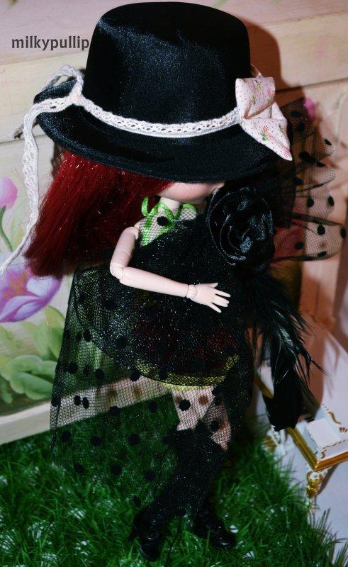 Meg et le chapeau partie 2/fin