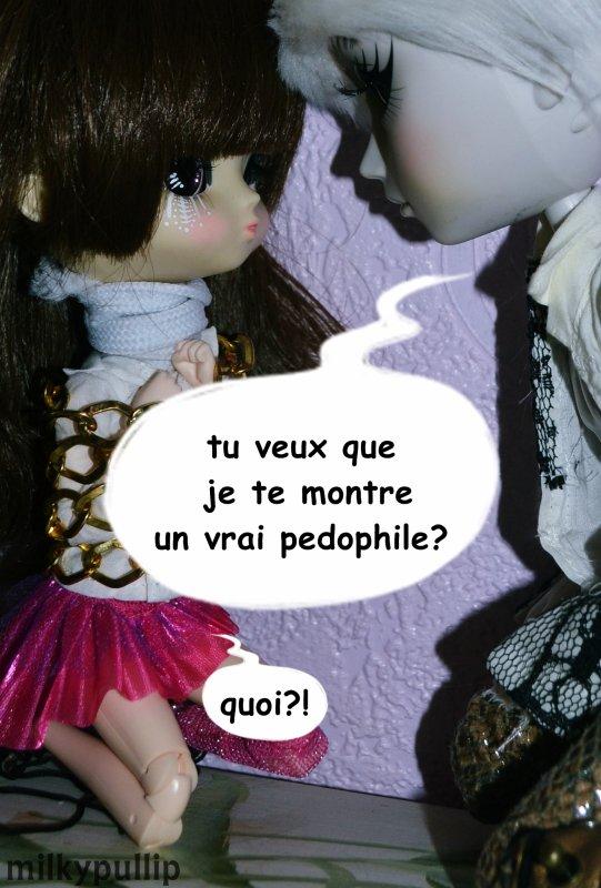 La rencontre entre Choco Latte et mes autres dolls :3 partie 4 ^^