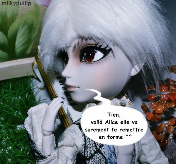 La rencontre entre Choco Latte et mes autres Dolls ^^ partie 6 ^^