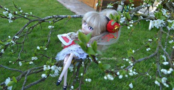 Photoshoot de Lucie spécial 1 an fit dehor ^^ partie 1
