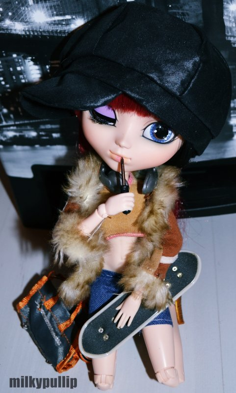 Meg en mode skateuse ;P partie 2/fin