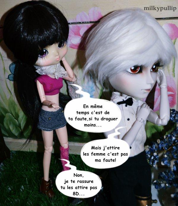 Choco Latte et Nova story fun partie 2