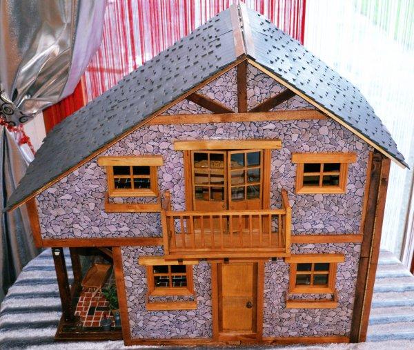 ma maison mini partie 5/fin (=^u^=)