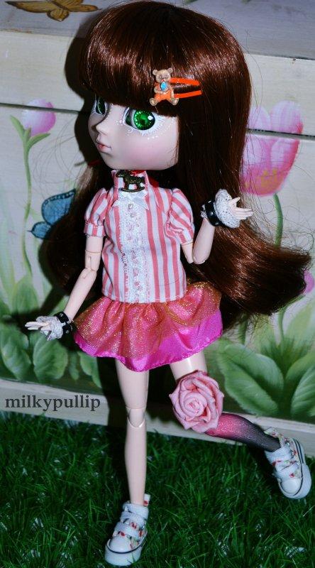 Alice en mode sweet collorfull ;P ♥