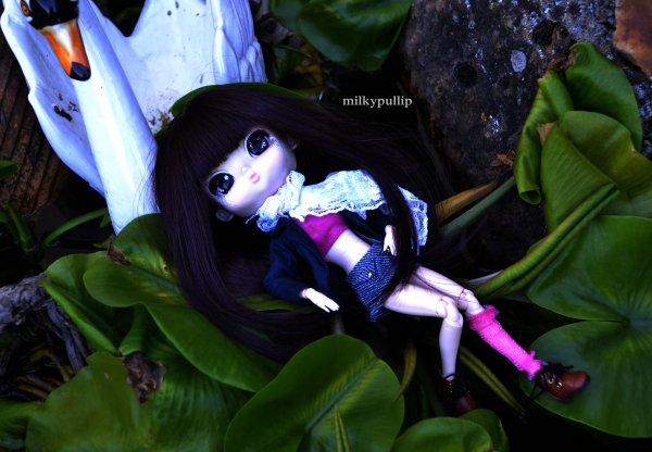 Yurei et Choco dans le jardin de mes grands parents partie 4/fin ;3