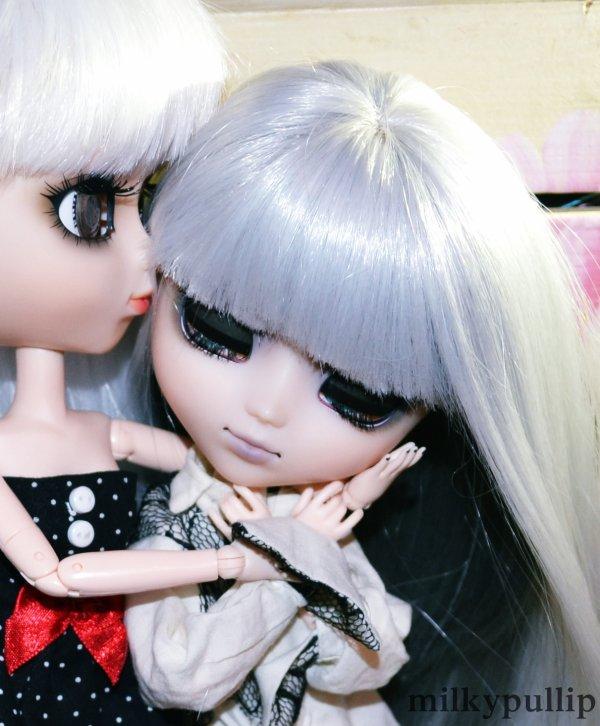 Yurei et Amnésia (ce n'est que de la fiction hein,pour l'instant elles ne se connaissent même pas x'))