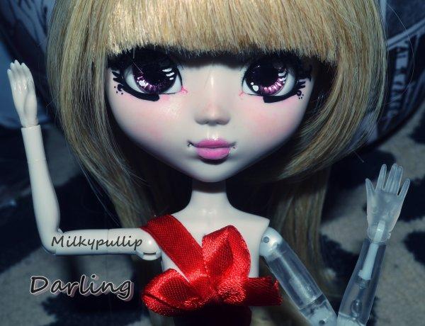 """Nouvelle doll eu au JE """"Darling"""" (make it own) (ange robot)"""
