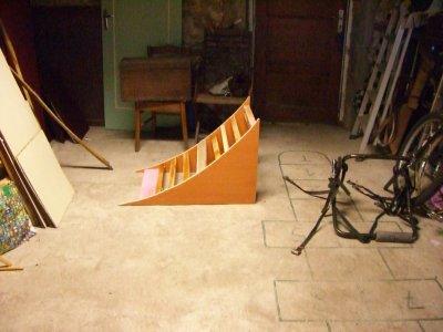 rampe de skate tete de champi. Black Bedroom Furniture Sets. Home Design Ideas