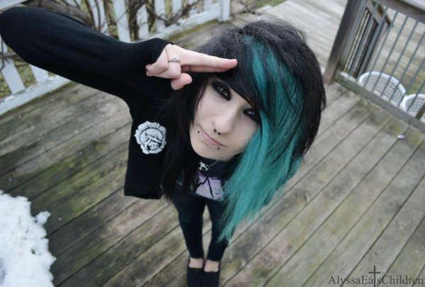 Just another photo of myself c;