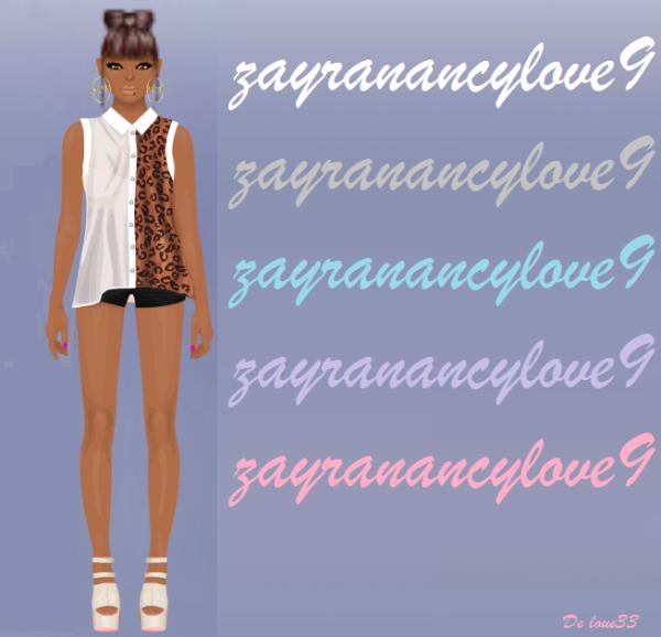 Bannière de zayranancylove9