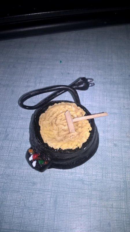 Pâte polymère (pâte à modeler à cuire au four)