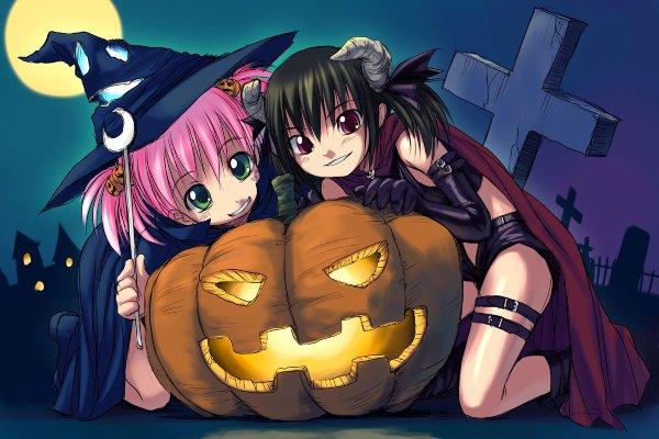 Bientôt Hallowen avec les mangas