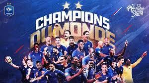 Champions du monde 2018 ! Yesss