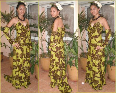 __ En mode Tahitian Chouries __