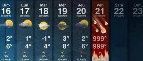 Juste qui croit à la fin du monde ici ?!