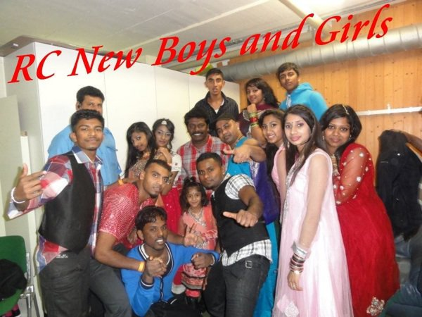 RC dance :Boys and Girls